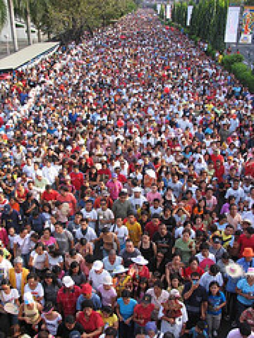 population growth in the philippines Impacts of population growth on economic pointed out that among the asean member countries, the rapid population growth in the philippines provided.
